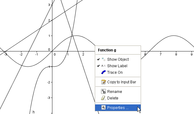 graphs of functions. Graphing Functions Using